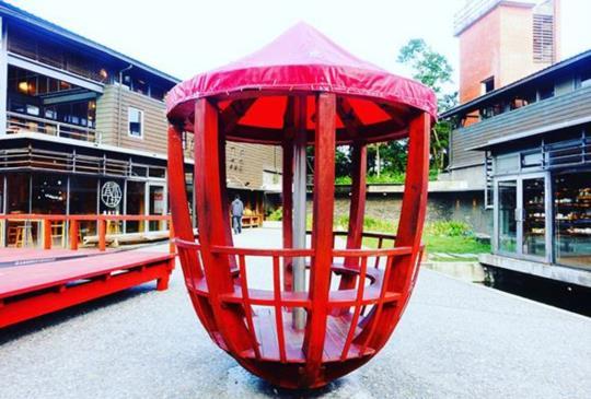 【宜蘭】傳統藝術中心,來場藝文之旅吧!