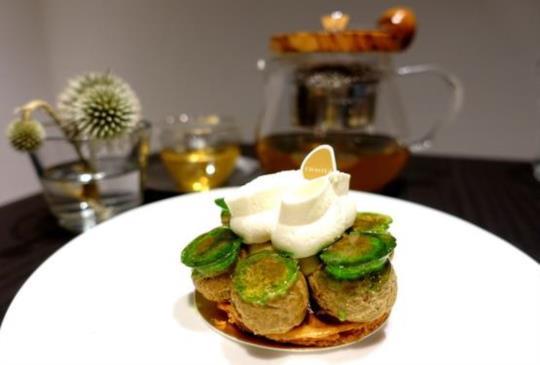 台北新開店「穿石甜點空間」 帶你走進法式甜點的優雅世界