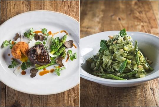 新鮮水果、蔬菜激盪出義式美味!滋味清爽好夏天