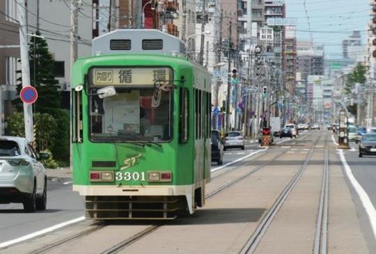 【追尋路面電車:北海道—札幌市電】
