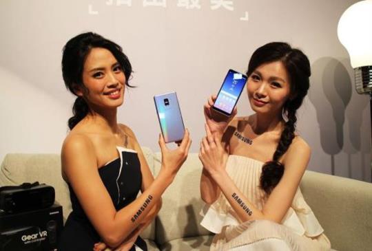 中高階三星新機 Galaxy A8 / A8+ (2018)台灣登場