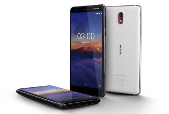 Nokia 3.1上市,為 Android One 系列再添一名成員