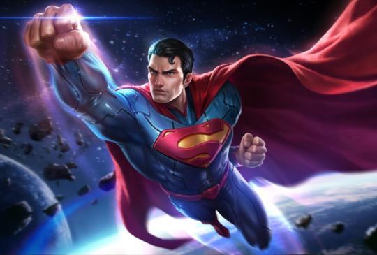 DC 鋼鐵英雄「超人」進擊《Garena 傳說對決》剷除惡勢力