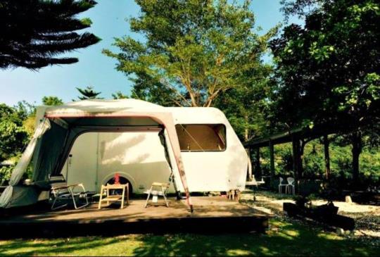 超乎想像的野宿體驗!精選五大露營點 讓你不只是親近大自然!