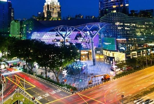 精選新加坡5個絕佳購物地點