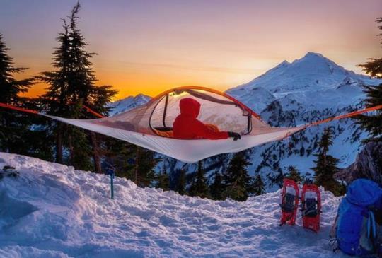 【滿天星斗入睡 大自然就是你的臥室 露營愛好者不可錯過的6款帳篷!】