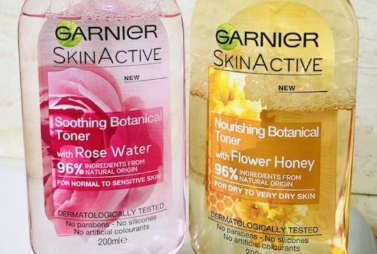 第75天《玫瑰水與蜂蜜花爽膚水》