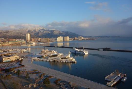 【日本】深度漫遊琵琶湖:琵琶湖上絕美的「浮御堂」
