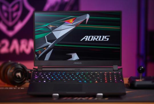 技嘉科技宣布推出推出 Intel 11 代八核全系列 AORUS 電競筆電
