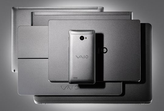VAIO Phone Biz 商務手機發表,搭載的是 Windows 10 作業系統