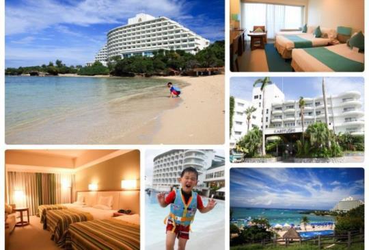 2019沖繩海景飯店住宿推薦|沖繩25間無敵海景渡假親子飯店、超高CP值強力推薦