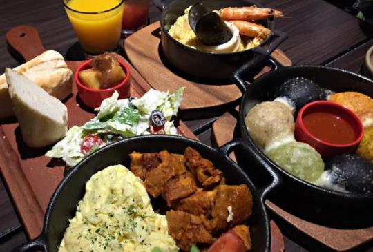 台北京站熱門新開店Mago 義西Tapas混搭菜 讓味蕾體現魔幻料理美學