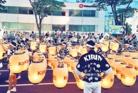 日本東北盛夏人氣祭典,三大必去旅遊名單!