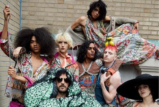 不受世俗拘泥的時尚圈前衛代表品牌,進軍紐約開啟新的一個章節