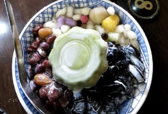 【大溪老街必吃甜點-和風手工豆腐酪】