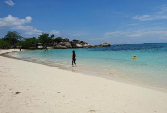 【印尼】勿里洞島:大石嶙峋勿里洞Belitung
