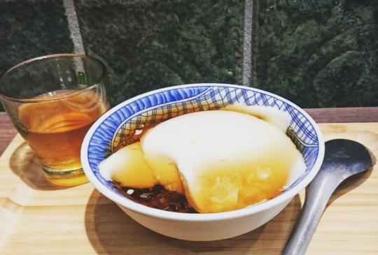 【夏天一定要吃的花】台北十三家古早味冰豆花