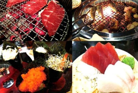 【大快朵頤!新竹4間平價日式料理「吃到飽」】~吃到飽特輯
