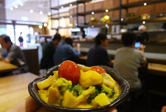 真想天天都吃素!新竹新源街。【新橋井町。日式健康蔬食】好美味的素食料理!