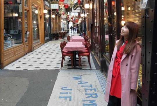 【女生一個人的旅行!在巴黎遇見美好的自己!】