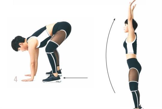 【減重必看!每天做這個動作,4周瘦回窈窕身材】