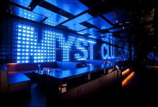 Myst Night Club-頂級奢華夜店,舞動璀璨的台北夜生活