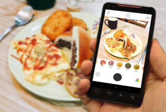 就愛用相機吃美食「Foodie」專拍美食,好不好吃相片會說話!