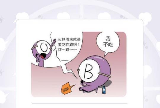 【血型小將ABO:誰最愛減肥!】