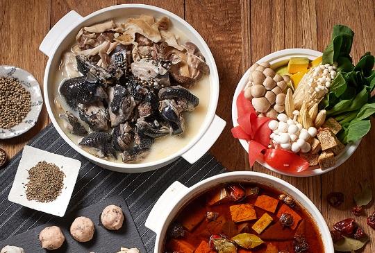 頂級海陸食材讓天冷吃鍋更享受