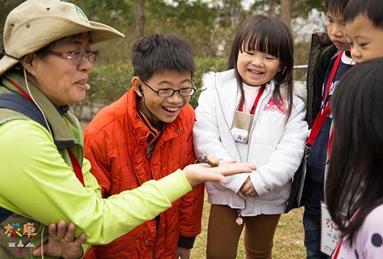 八卦山的生態課│昆蟲互動、植物傳播知識體驗、拜訪大佛、彰化天空步道散步│彰化主題導覽體驗