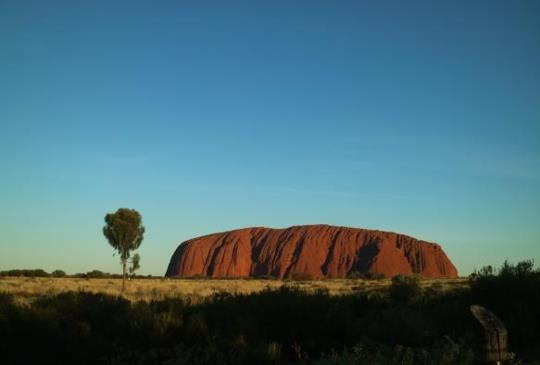 【澳洲.烏魯魯】在世界的中心呼喊愛情-澳洲之心