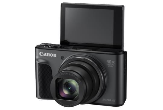 機身輕便的 Canon 高倍變焦類單眼 PowerShot SX730 HS 在台上市