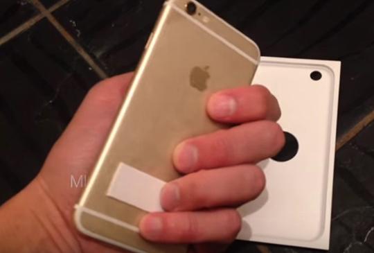 iPhone 5s 造型回歸無望?iPhone SE 實機影片曝光