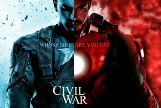 【《美國隊長3內戰》超級英雄片,就該這樣拍。】