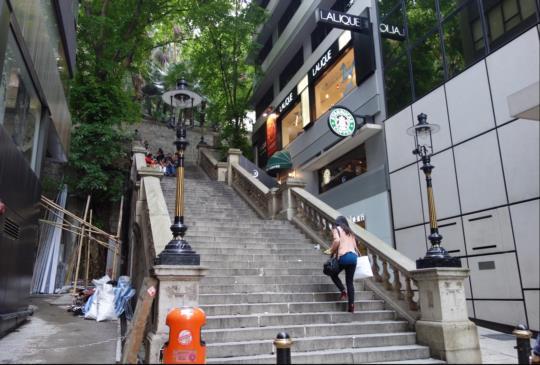 【走。去香港!】拋開煩惱,來去香港當文青