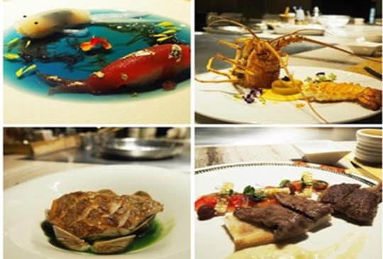 頂級美食─大安9號日式鍋物。鐵板燒