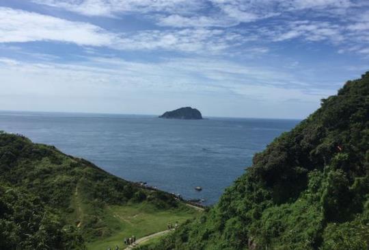 【基隆IG打卡夯景點】270度無敵海景,基隆山海絕景「望幽谷」