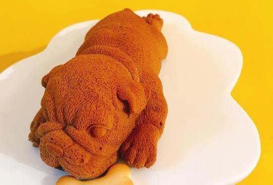 【男友必收藏名單】台中六大可愛動物系甜點店 超逼真小狗蛋糕/恐龍蛋糕 快帶另一半來吃!