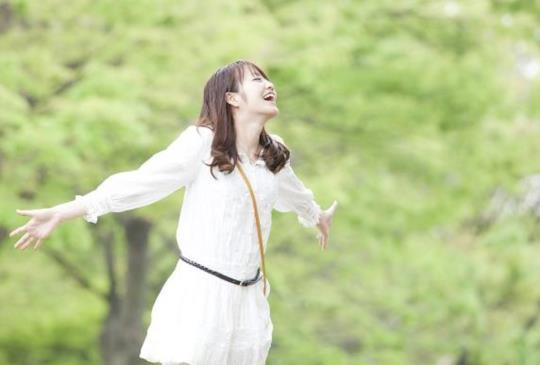 【織田紀香:開心也是過一天,不開心也是過一天!】
