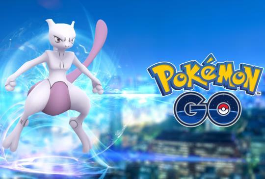 不用羨慕超夢在日本現身啦,《Pokémon GO》宣布超夢將在全球道館開戰