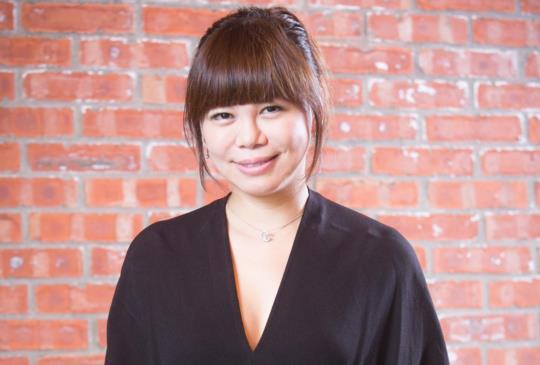 女性的韌性!吃苦當吃補能量滿點 閃耀動人的時尚CEO溫筱鴻