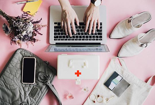 職場急救包:First Aid裡面需要這些東西,優雅面對突發狀況!