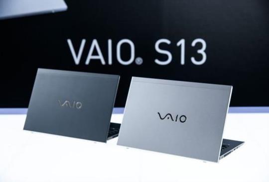 VAIO 強勢回歸台灣市場,美型 VAIO S11 及 VAIO S13 系列正式開賣
