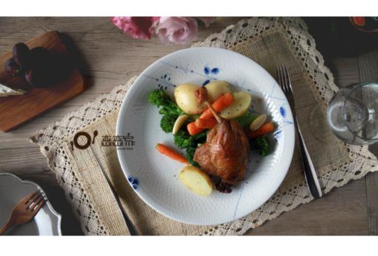 好簡單的法式油封鴨