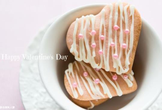 咪咪の手作時間──愛戀巧克力粉紅餅乾