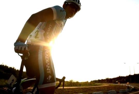 【《破風》想騎單車了】