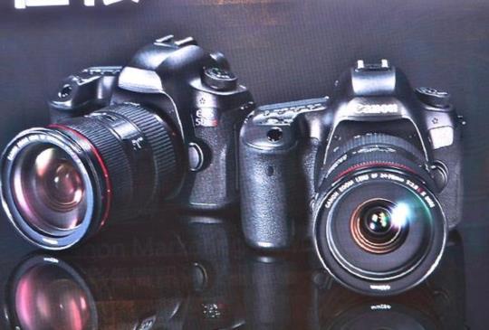 Canon 5DS 與 5DS R 終於在台上市