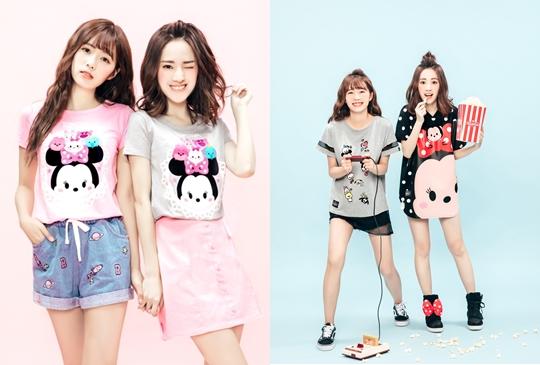 最萌女孩組DEARS,DEWI與小安的夏日超可愛主義!