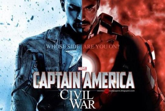【《美國隊長3:英雄內戰》外表堅毅的英雄,都有顆脆弱的心】
