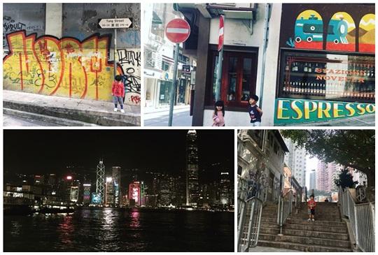 香港美景不藏私,隨手拍都美的中上環打卡景點